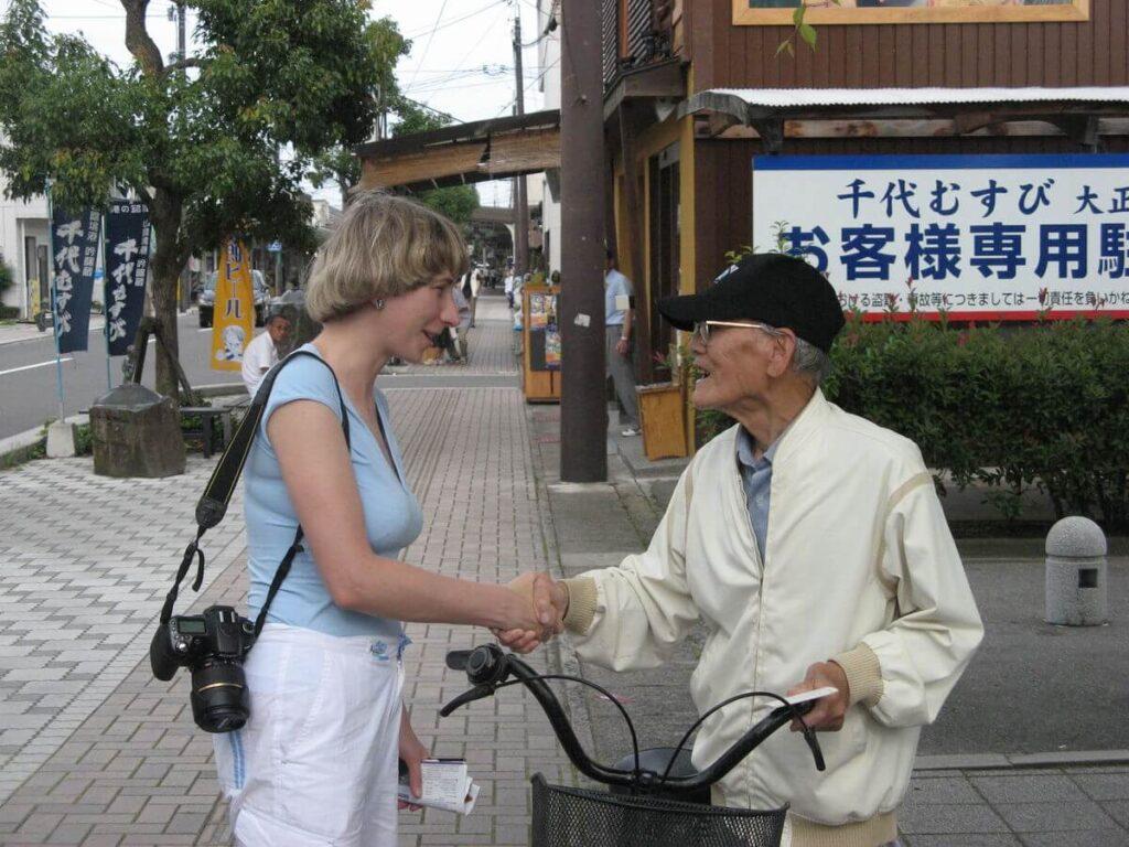Япония, одежда для туристов