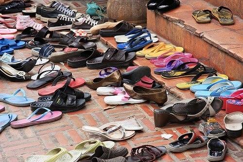 Таиланд, одежда для туристов в Таиланде, посещение храмов Таиланда
