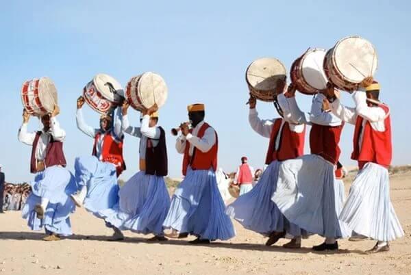 Тунис, культура и обычаи Туниса, праздники Туниса
