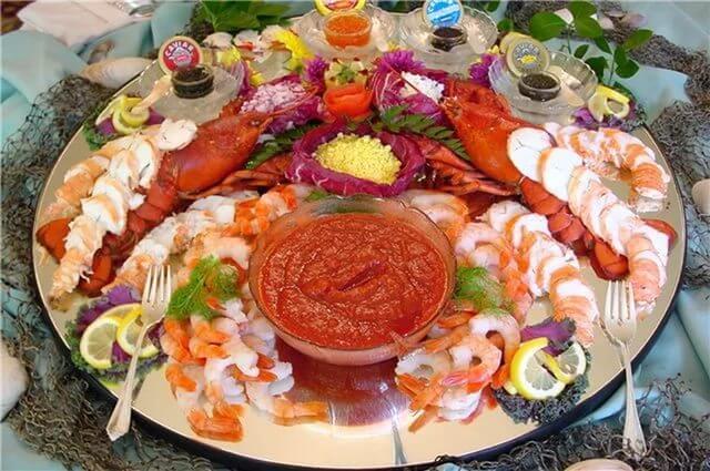 Тунис, кухня Туниса, морепродукты, харисса