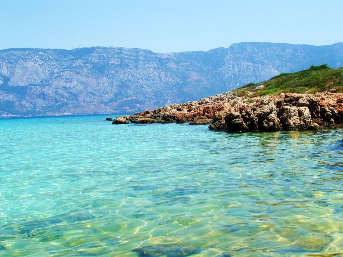 Турция, моря Турции, Эгейское море