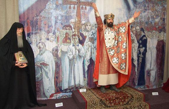 Суздаль, Россия, достопримечательности, музей восковых фигур