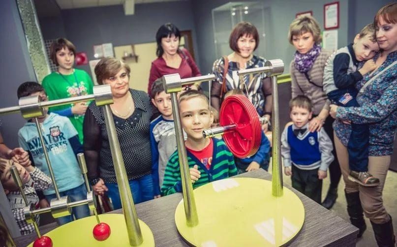 Казань, Россия, Республика Татарстан, достопримечательности, дом занимательной науки и техники