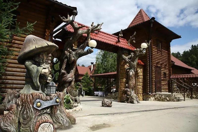 Анапа, курорты России, отдых в Анапе, достопримечательности Анапы, этнографический парк Добродея
