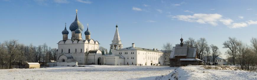Суздаль, Россия, достопримечательности