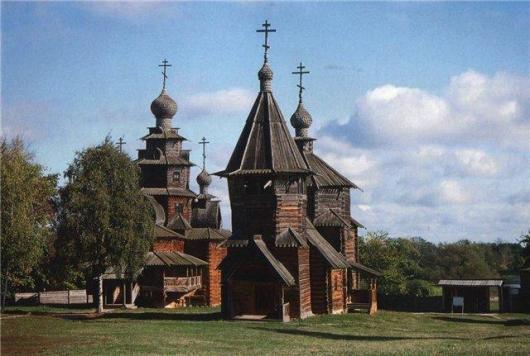 Суздаль, Россия, достопримечательности, музей деревянного зодчества