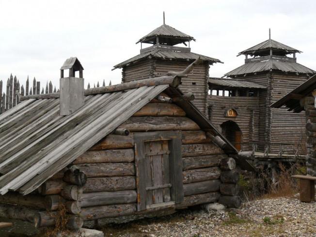 Суздаль, Россия, достопримечательности, музей Щурово Городище