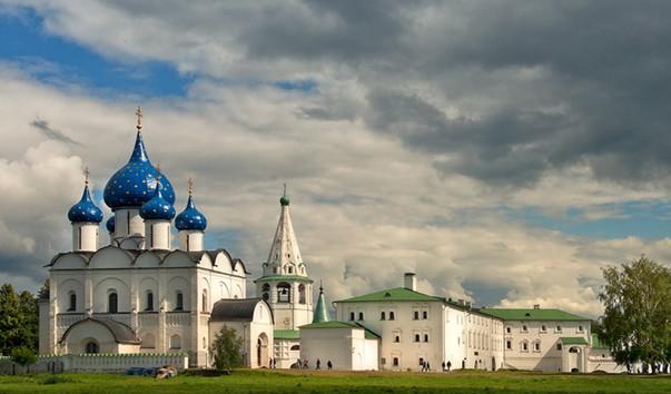 Суздаль, Россия, достопримечательности, Суздальский Кремль