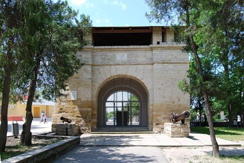 Анапа, курорты России, отдых в Анапе, достопримечательности Анапы, Русские ворота в Анапе