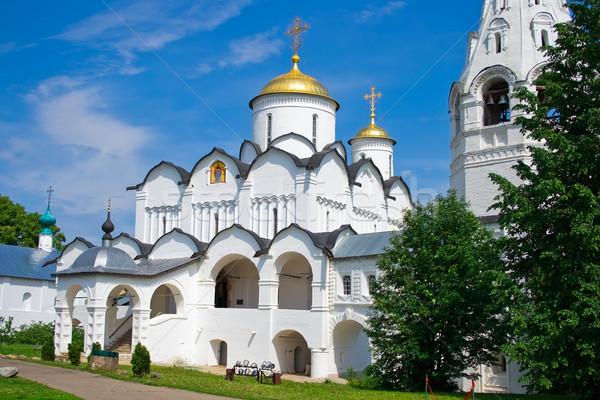 Суздаль, Россия, достопримечательности, Суздальский Покровский монастырь