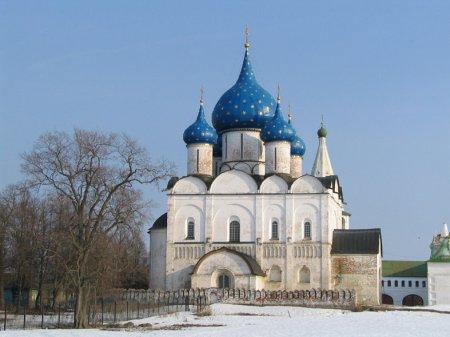 Суздаль, Россия, достопримечательности, Рождественский Собор
