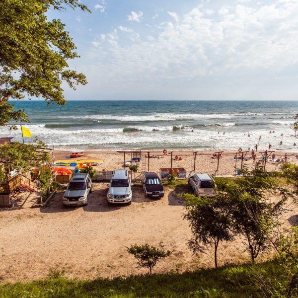 Туапсе, Россия, отдых, курорт, достопримечательности, пляжный отдых в Туапсе, пляж Золотой берег