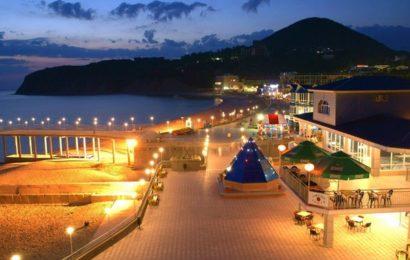 Туапсе, Россия, отдых, курорт, достопримечательности, пляжный отдых в Туапсе