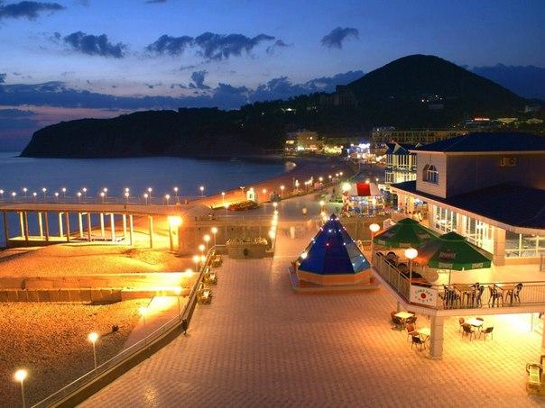Туапсе фото города и пляжа достопримечательности, что посмотреть
