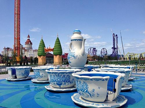 Сочи, Россия, достопримечательности, развлечения, отдых с детьми в Сочи, Сочи Парк