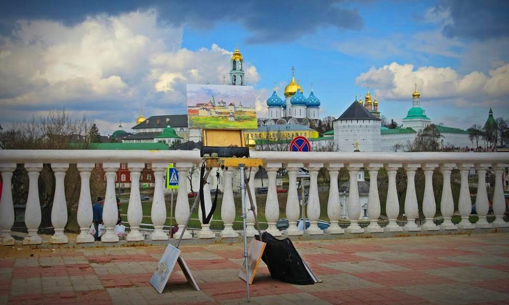 Блинная гора Сергиев Посад