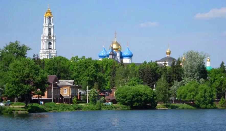 Келарский пруд сергиев посад