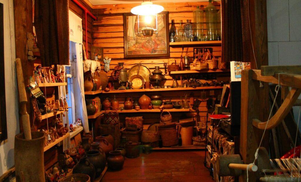 Музей крестьянского быта «Жили-были» Сергиев Посад