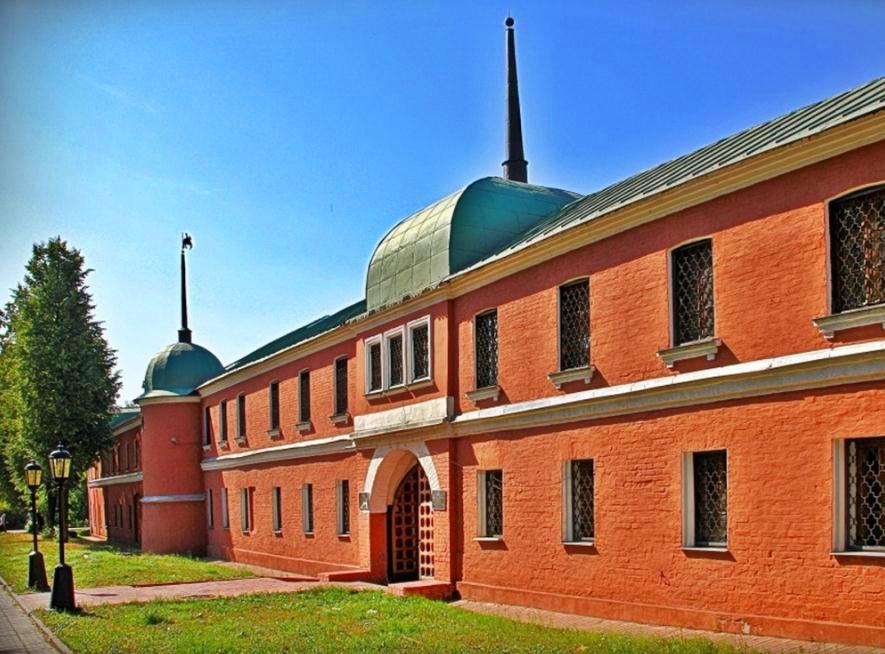 Музейный комплекс «Конный двор» сергиев посад