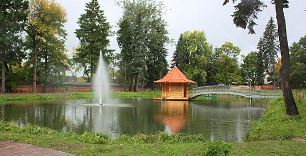 Пафнутьевский сад Сергиев Посад