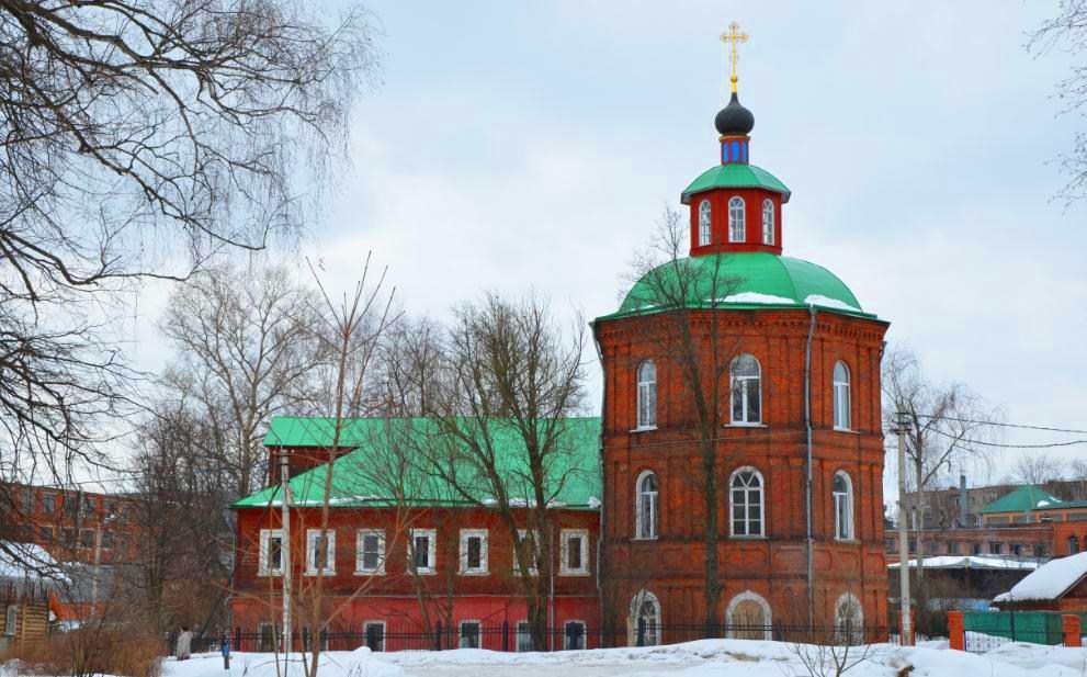Церковь святого Архангела Михаила Сергиев Посад