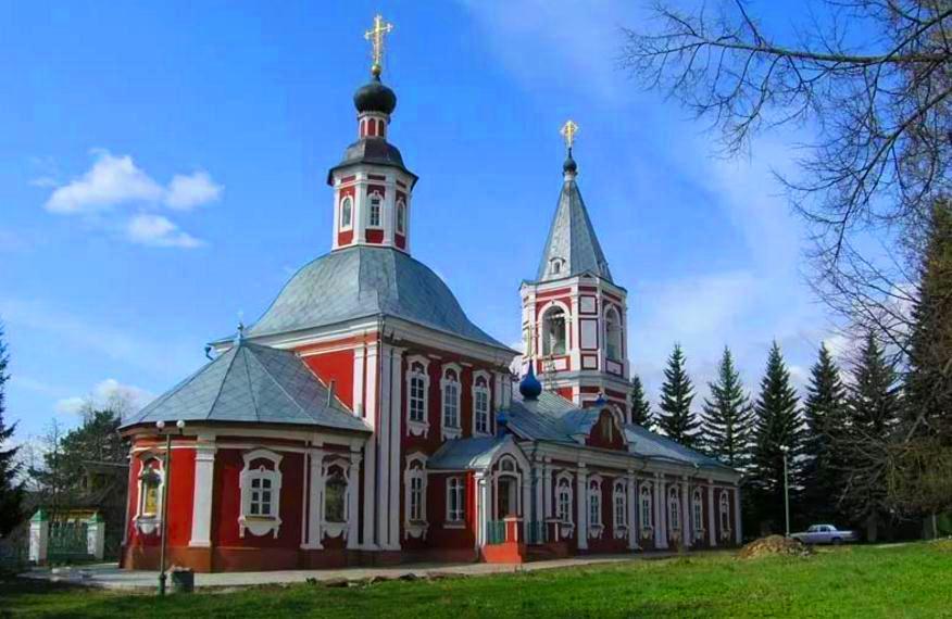 ильинская церковь сергиев посад