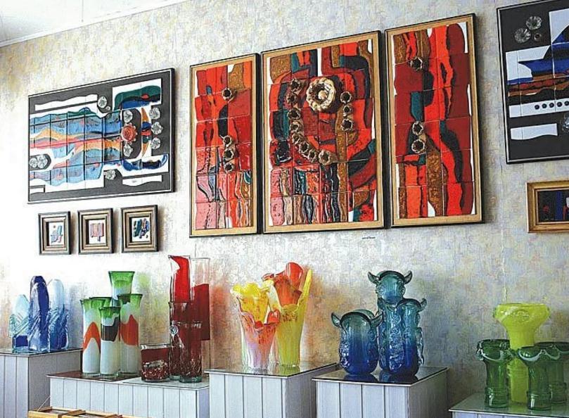 музей декоративного стекла в плесе (2)