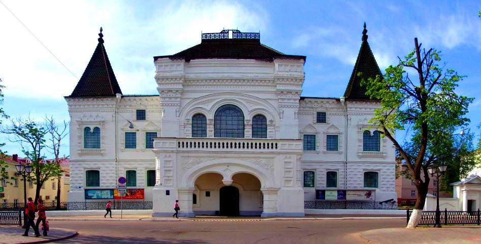 Романовский музей в Костроме