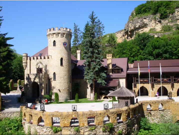 Замок коварства и любви