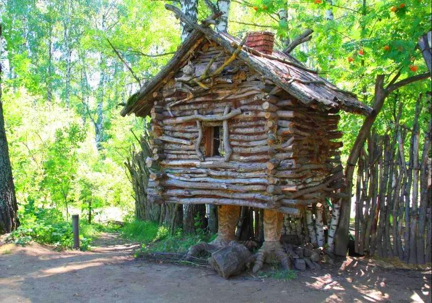 дом Бабы-Яги