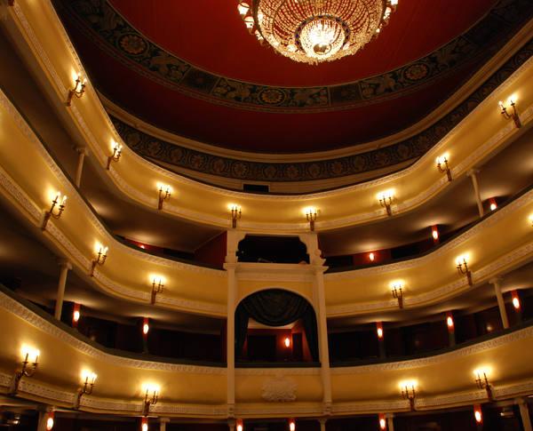 драматический театр в Костроме 2