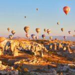 Каппадокия Турция, описание, как добраться, чем занятся