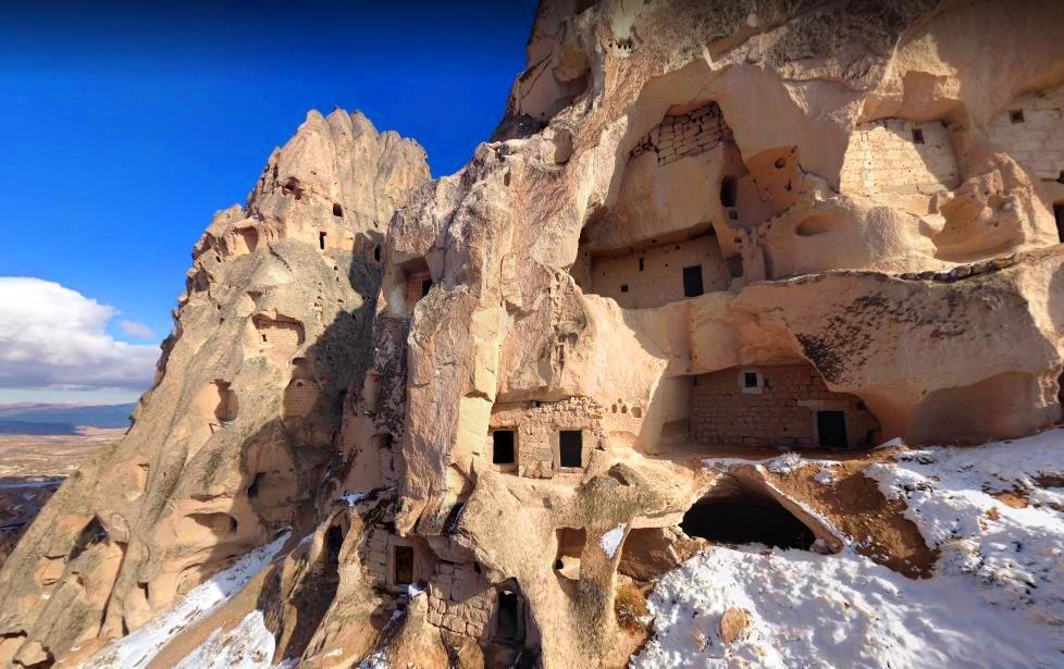 Каппадо́кия Καππαδοκία, лат. Cappadocia, Գամիրք, کاپادوکیه