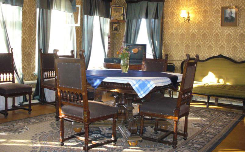 Дом музей семьи Бубновых Иваново