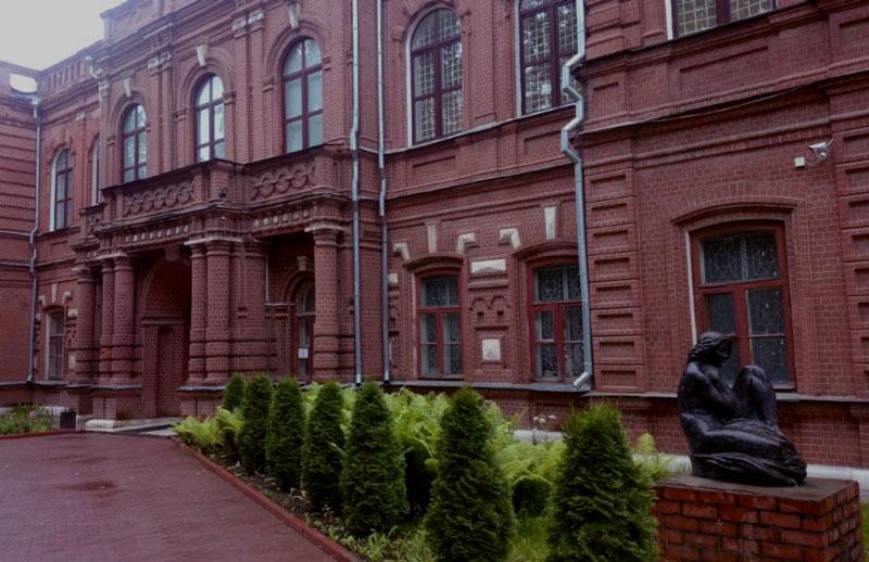 Ивановский областной художественный музей Иваново