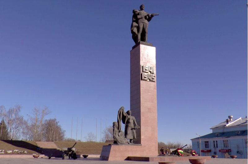 Мемориал героям фронта и тыла Иваново