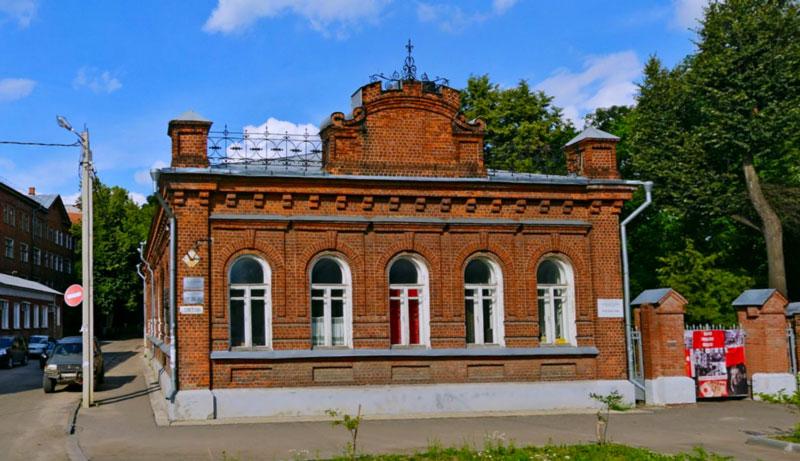 Музей первого Совета Иваново