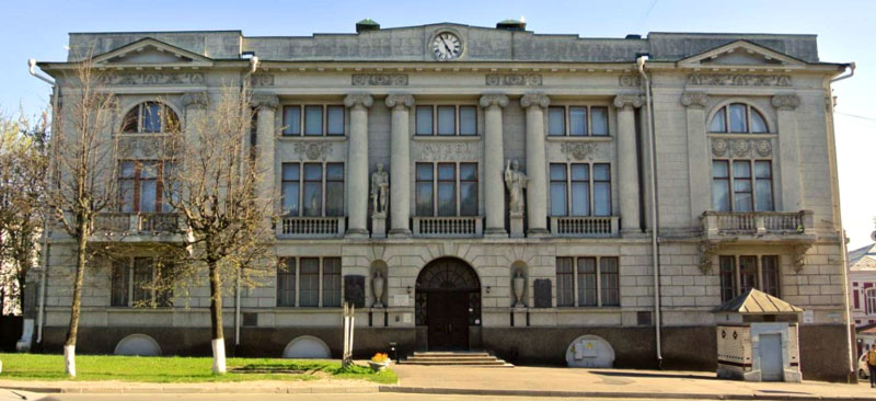 Музей промышленности и искусства Иваново