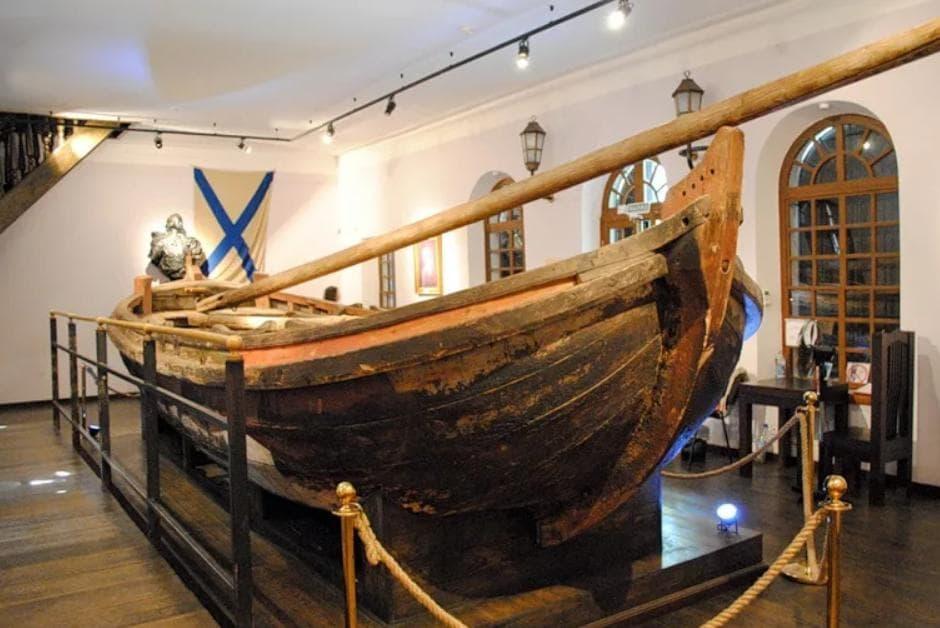 Музей усадьба «Ботик Петра I»