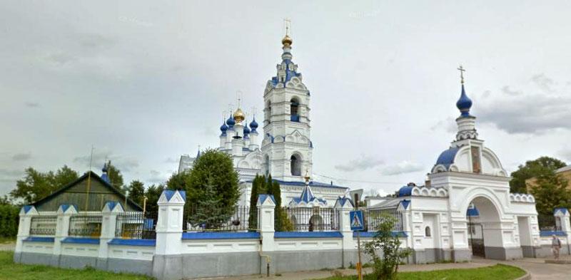 Преображенский кафедральный собор Иваново