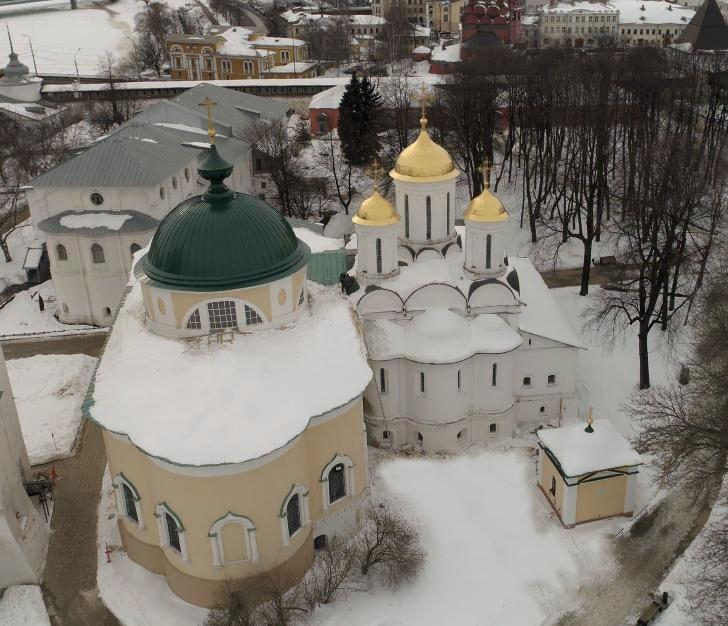 Россия, Ярославль, Спасо-Преображенский собор