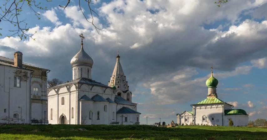 Свято Троицкий Данилов монастырь