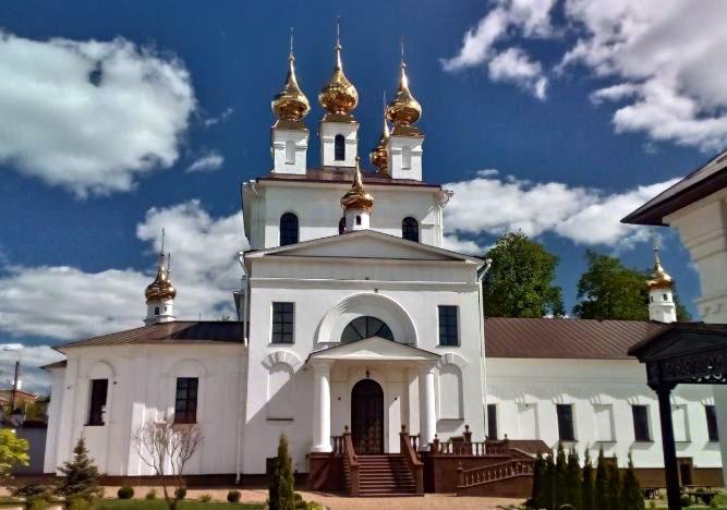 Успенский мужской монастырь Иваново