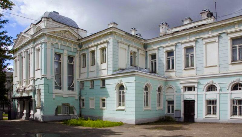 Музей ситца Иваново