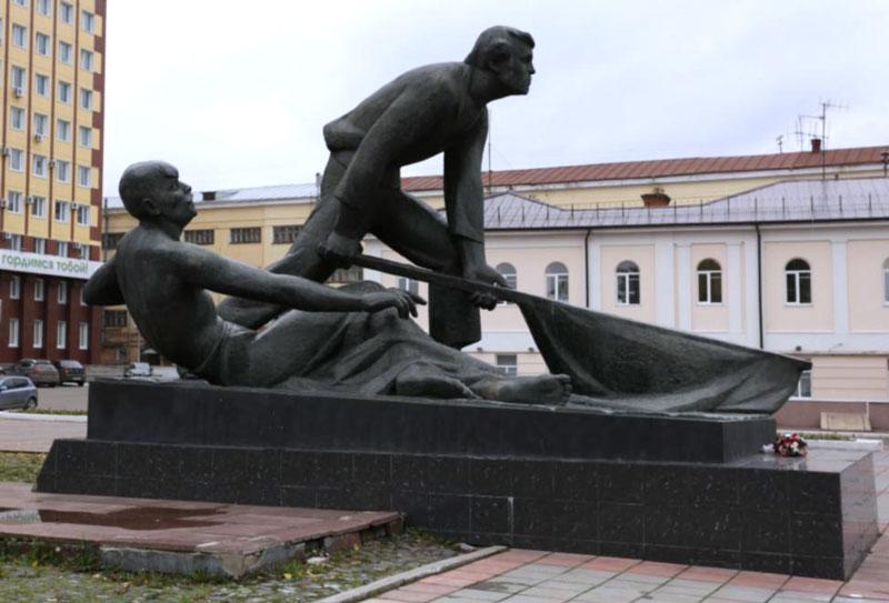 Площадь Революции Иваново