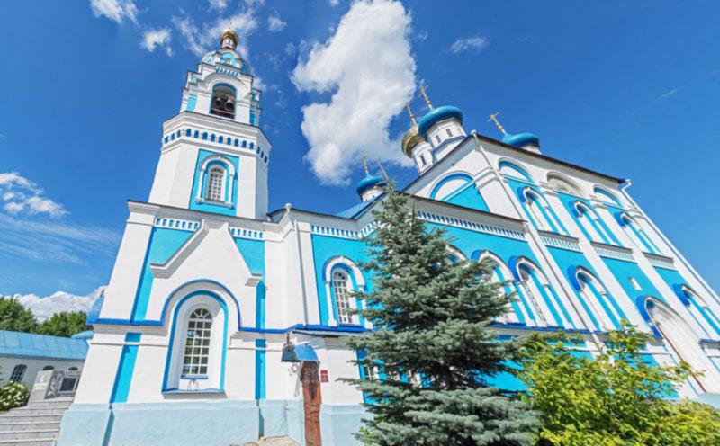 Скорбященская церковь Иваново