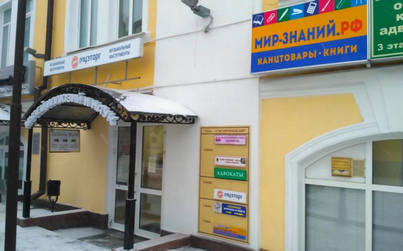 Музей иллюзий и наук Да Винчи, Владимир