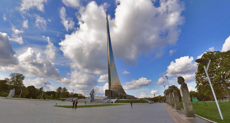 Музей космонавтики на ВДНХ, павильон космос, Музей космос