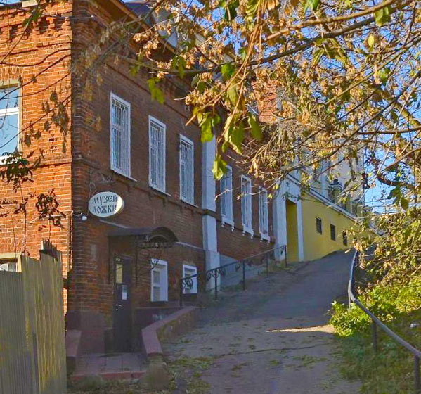 Музей ложки город Владимир