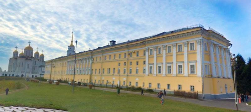 Музей палаты город Владимир